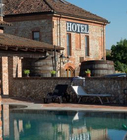 Hotel Le Botti Guarene