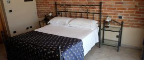 Double room Hotel Le Botti Guarene