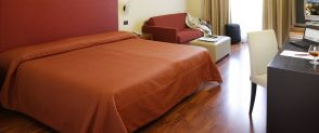 Deluxe Double or Twin Room with Balcony Hotel Cristallo Assisi