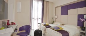 Double room with single beds AS Hotel Limbiate Fiera Limbiate