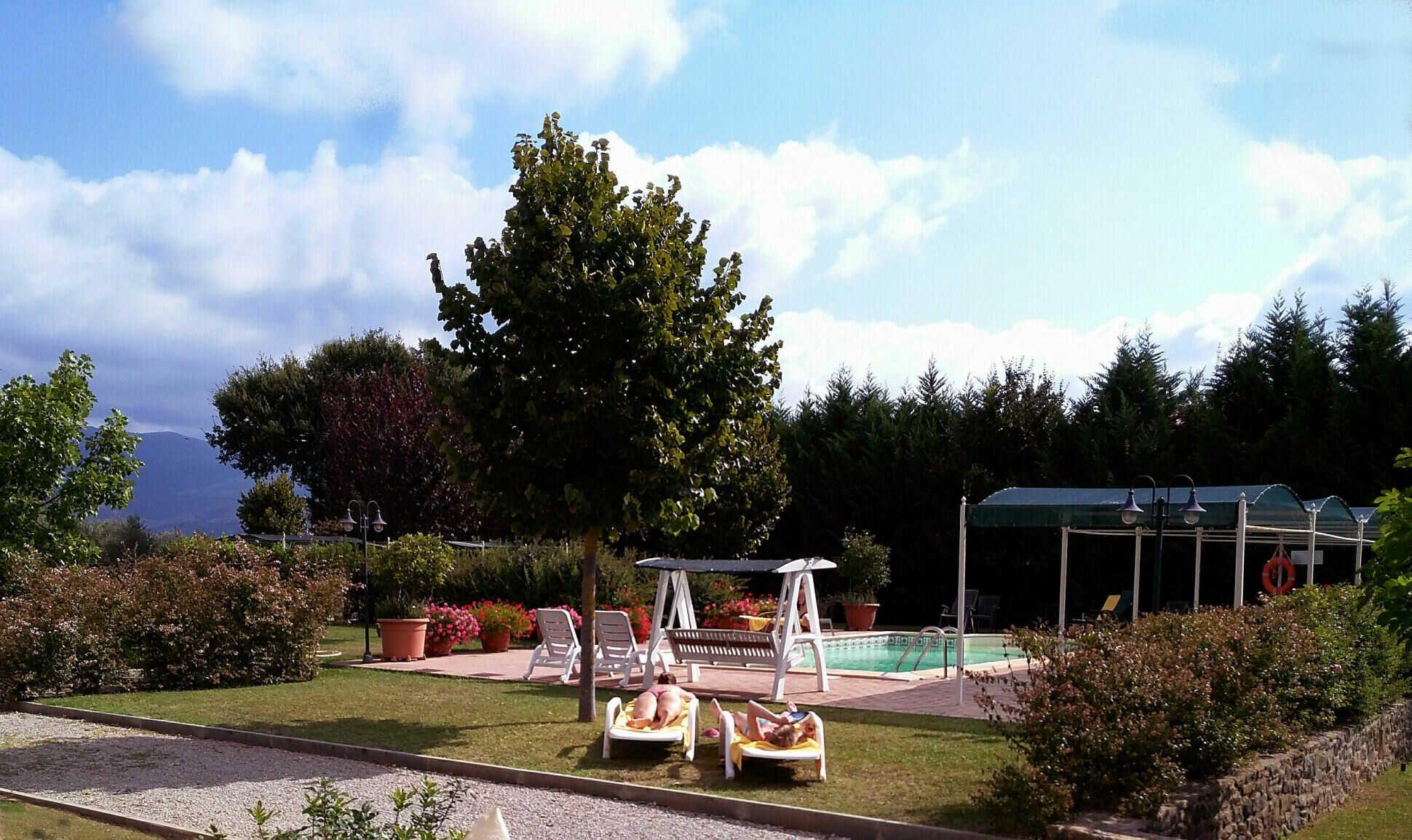 Holiday home accessible La Mucchia, Cortona - Bookingbility.com