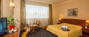 Single room Hotel Pioppeto Saronno
