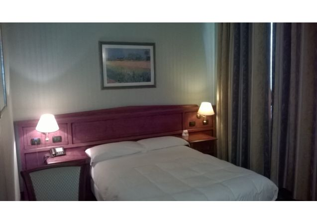 Hotel Pioppeto - Single Room with Disabled Access