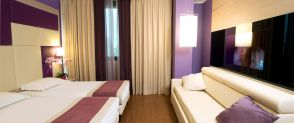 Triple room AS Hotel Limbiate Fiera Limbiate