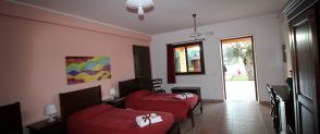 Quadruple Room Kikki Village Resort Modica