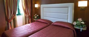 Double room with single beds AS Hotel Monza Monza