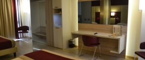 Single Room with Disabled Access AS Hotel Limbiate Fiera Limbiate