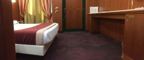 Single Room with Disabled Access AS Hotel Monza Monza
