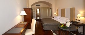 Double or Twin Room with Disabled Access Grand Hotel Piazza Borsa Palermo