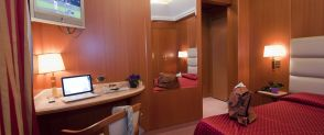 Budget Twin Room AS Hotel Limbiate Fiera Limbiate