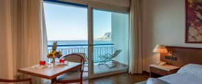 Double or Twin Room with Balcony Splendid Hotel La Torre Palermo