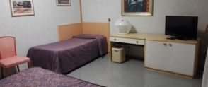 Triple room Hotel Willy Gemona del Friuli