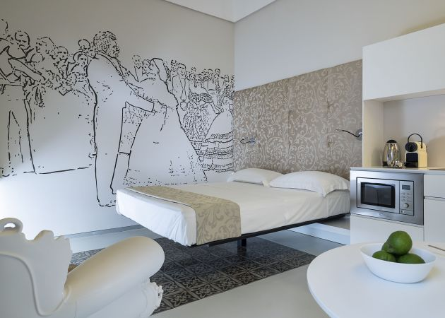 Duomo Suites & Spa - Deluxe Double or Twin Room
