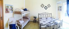 Quadruple Room with Terrace Villa Kaos Agrigento