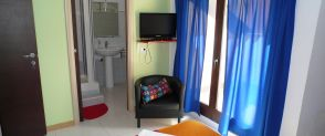Single Room with Private Bathroom CCLY B&B / HOSTEL ENNA Enna