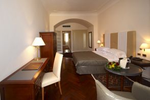 Grand Hotel Piazza Borsa - Double or Twin Room with Disabled Access